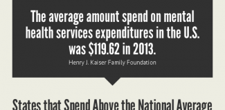 Mental Health Spending in Nevada